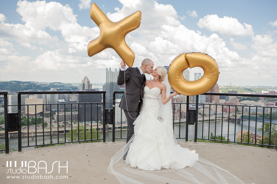 Pittsburgh Westin Convention Center Wedding | Alex and Chris