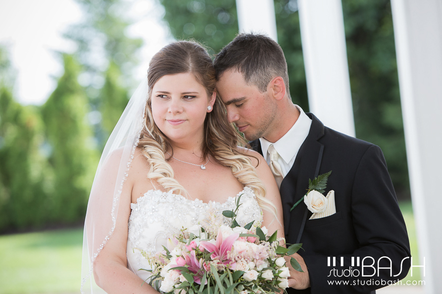 Pittsburgh Hilton Garden Inn Southpointe Wedding | Danielle and Josh