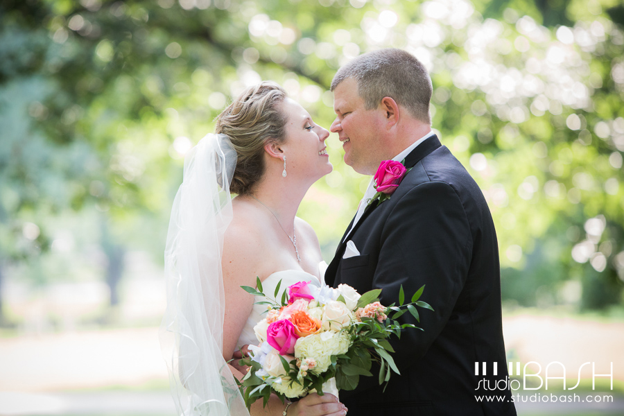 Pittsburgh National Aviary Wedding | Erika and David