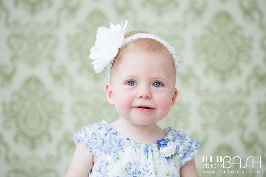 Pittsburgh Childrens Photography | Avalyn is ONE