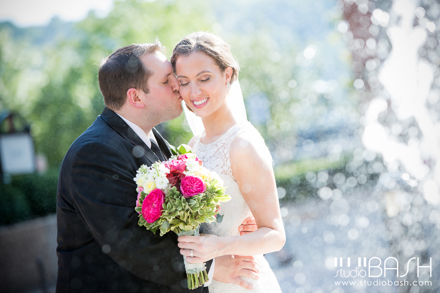 Duquesne Power Center Wedding | Kellie and Bill
