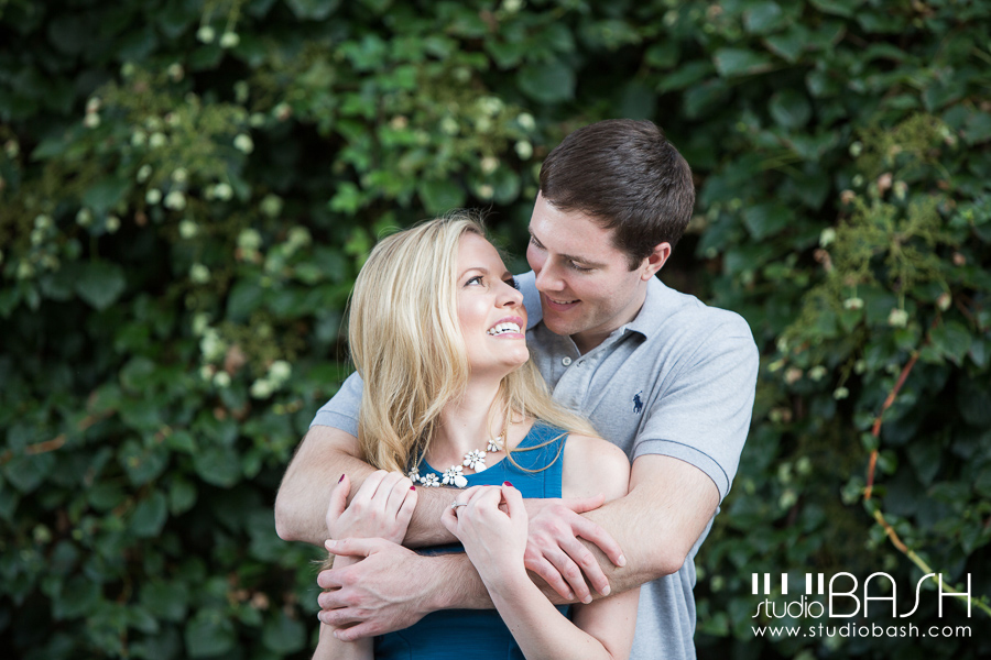 Pittsburgh Mellon Park Engagement | Alexa and Brian
